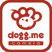 dogg me. camera logo